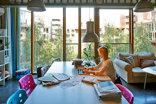 Какие квартиры покупают родители иногородних студентов?