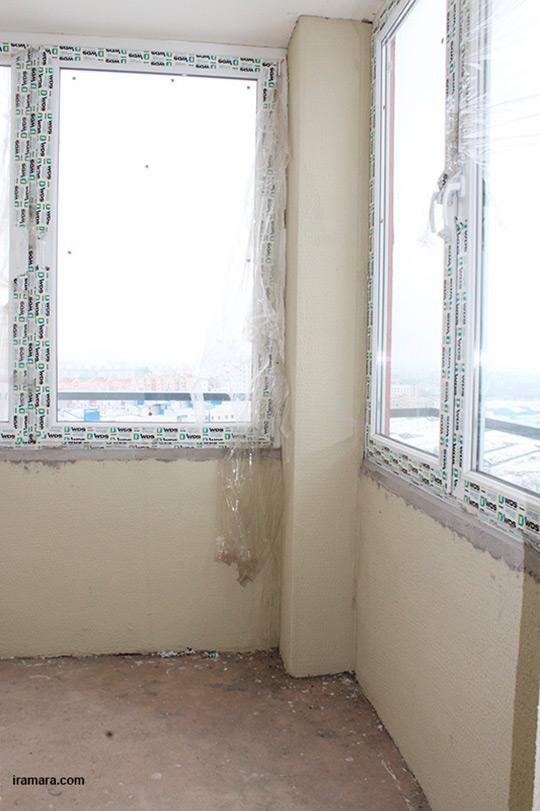 Евфросиньи Полоцкой, 1 (балкон 5,2 кв.м)