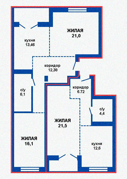 Мстиславца, 6