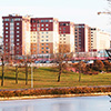 Распродажа готовых квартир в жилом комплексе «Маяк Минска»